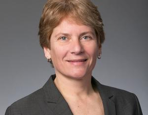 Carolyn Bertozzi , the 2020 laureate of the Chemistry for the future Solvay Prize