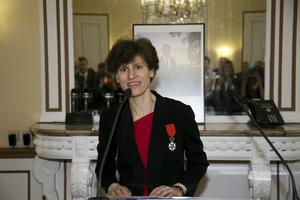 Sylvaine Neveu, Scientific Director of the Group's Silica Global Business Unit